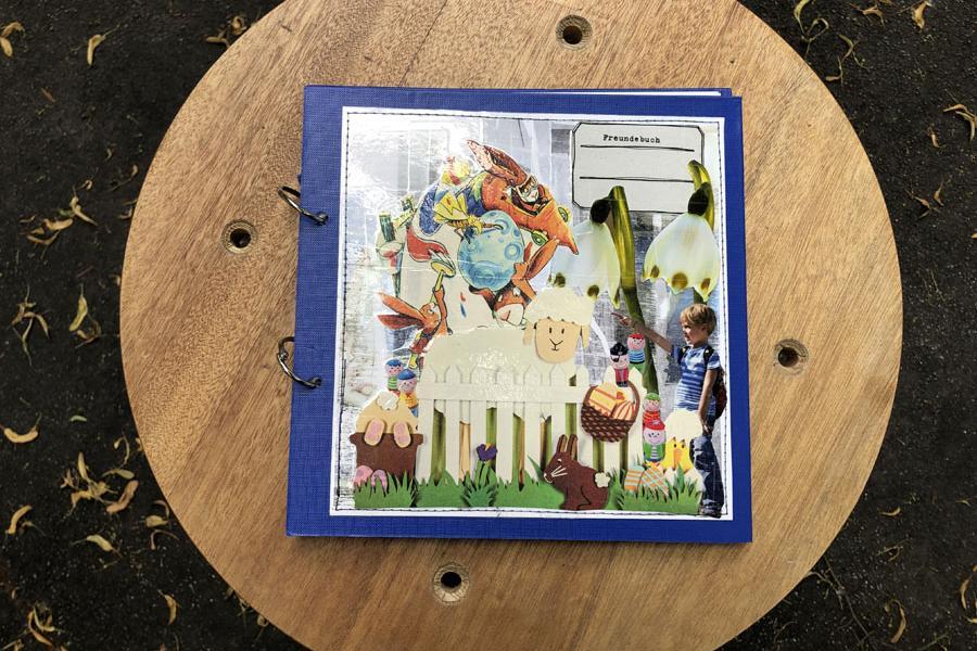Freundebuch Schaf