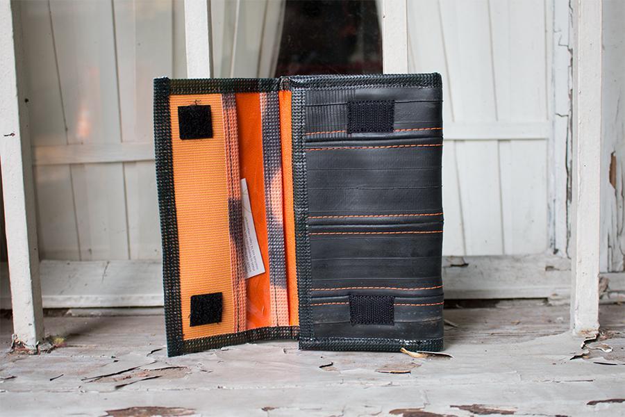 Schlauch-Geldtasche